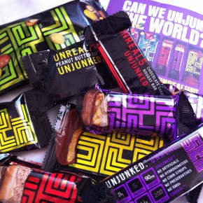 UNREAL Candy Gets the Junk Out